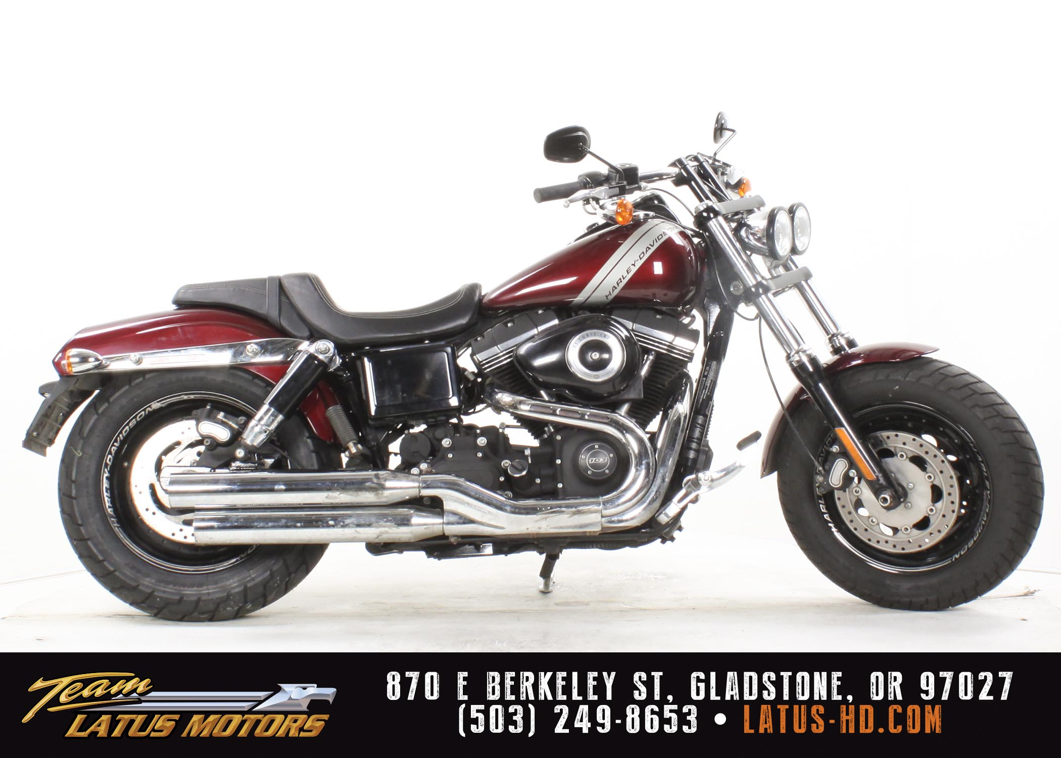 Used 2015 HARLEY FXDF in Gladstone, OR