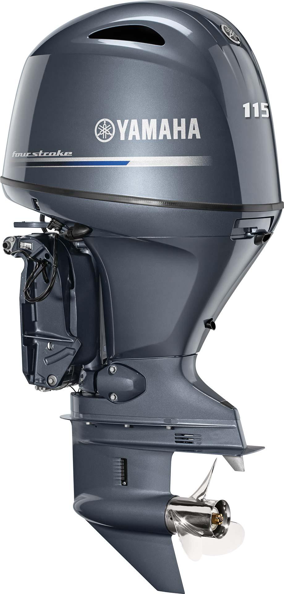 Yamaha F115LB In-Line 4 / 1.8L