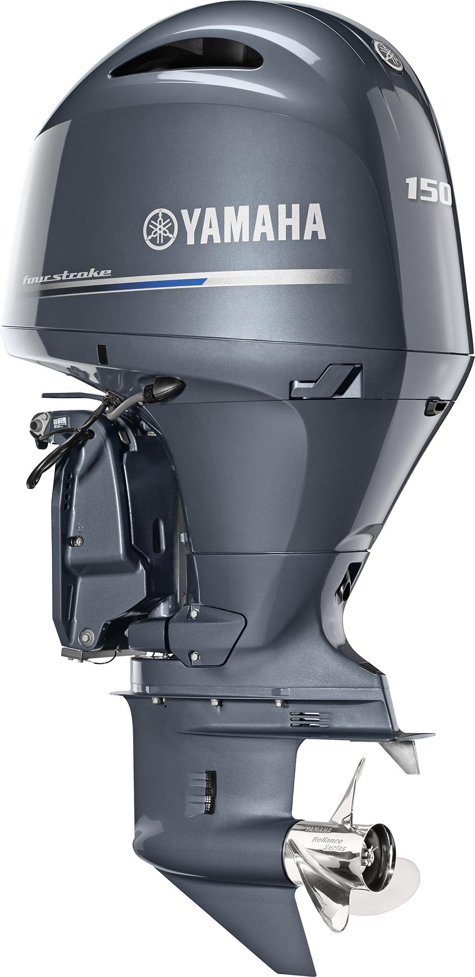 Yamaha F150XB In-Line 4 2.7L