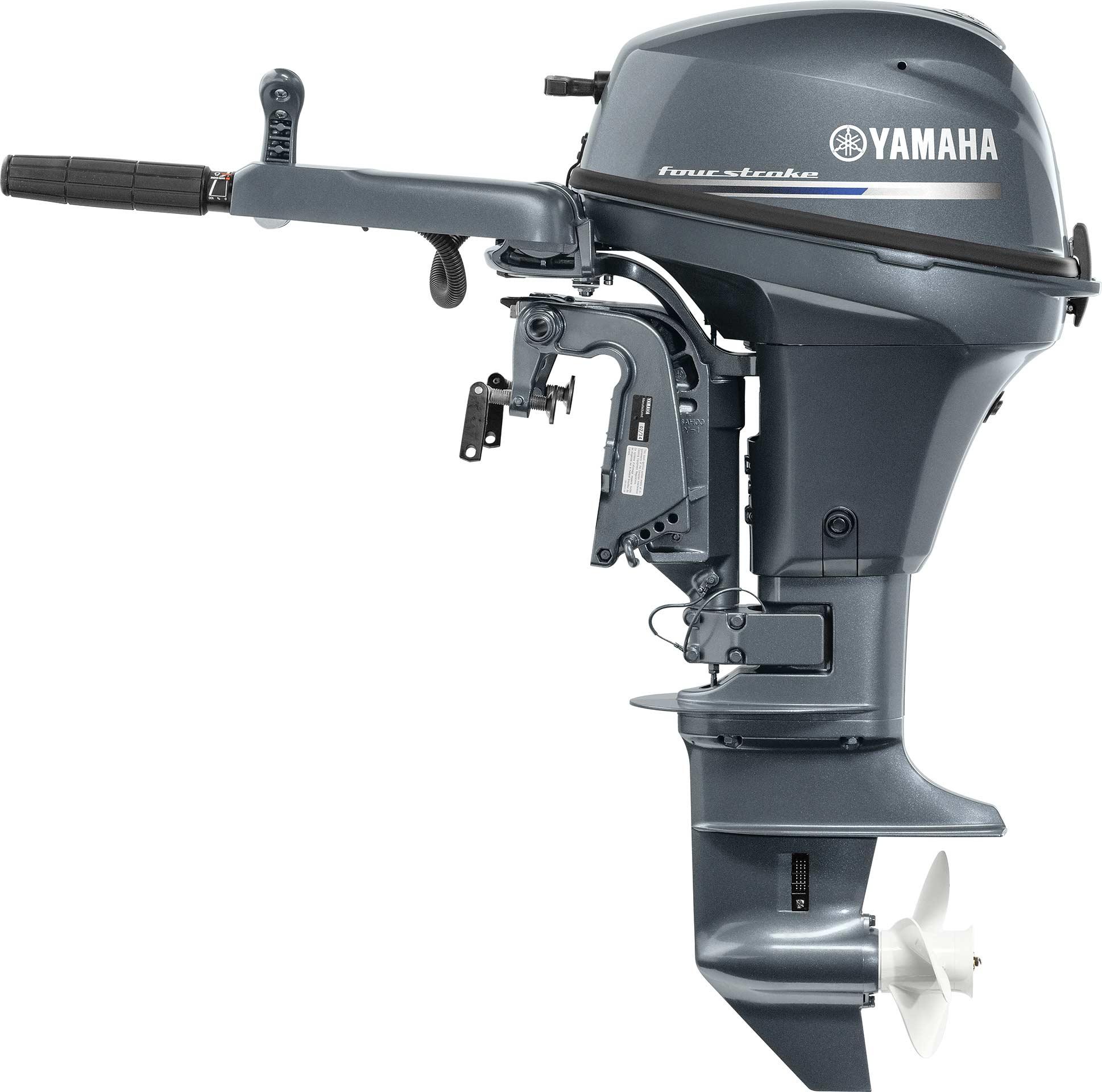 Yamaha F8LMHB Tiller / Manual