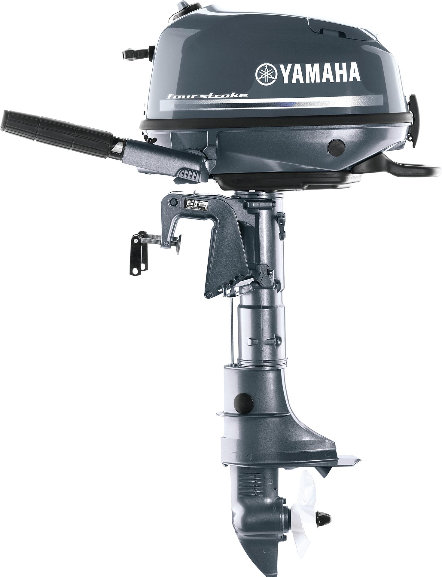 Yamaha F6LMHA Tiller / Manual