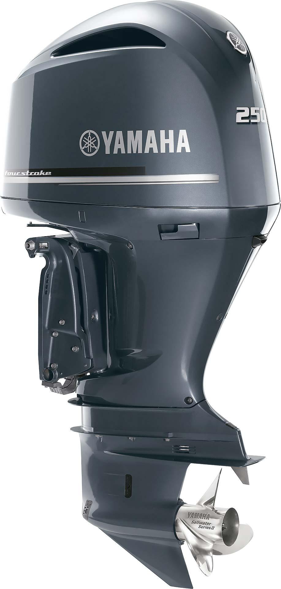 Yamaha LF250XB Offshore 4.2L