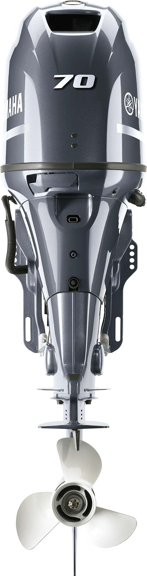 Yamaha F70LA Midrange 1L