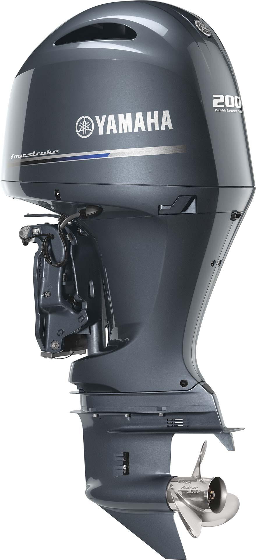 Yamaha F200XB InLine-4 2.8L