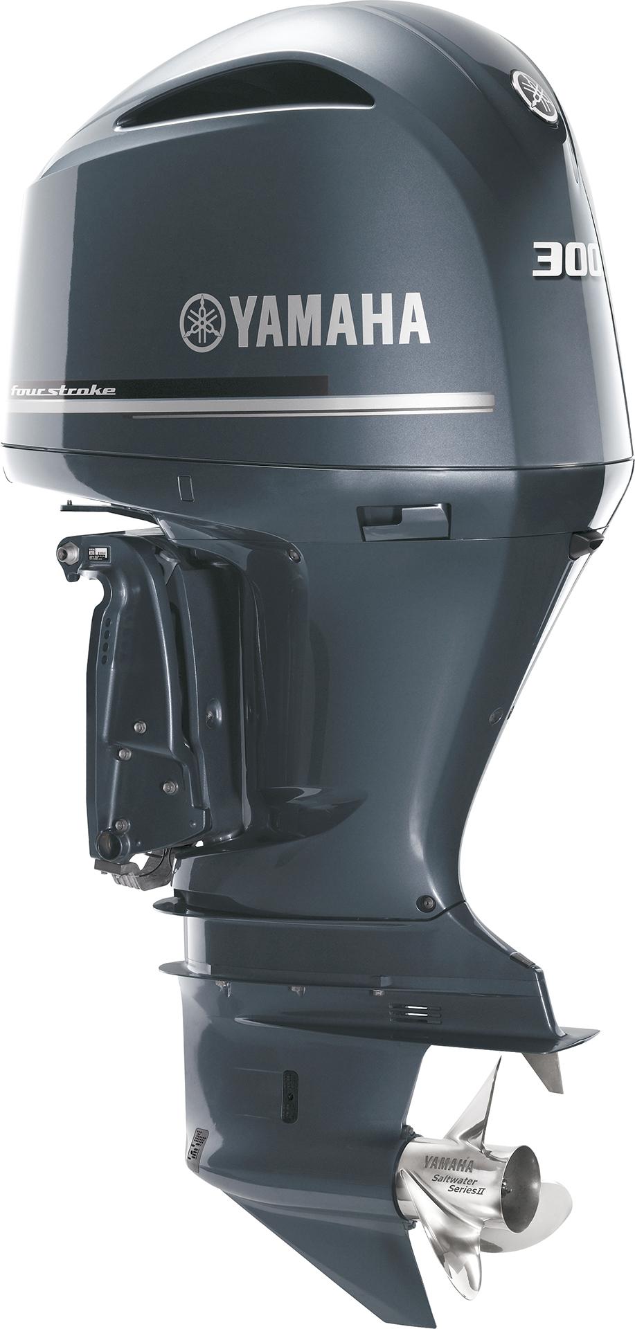 Yamaha F300XNCA Offshore 4.2L